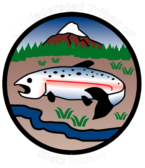 Confederated Tribes of Siletz Indians Logo